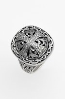 Konstantino 'Classics' Cross Dome Ring