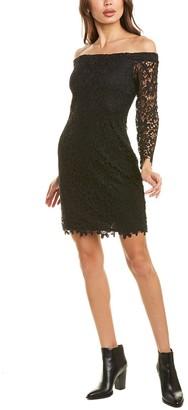 Bebe Lace Mini Dress