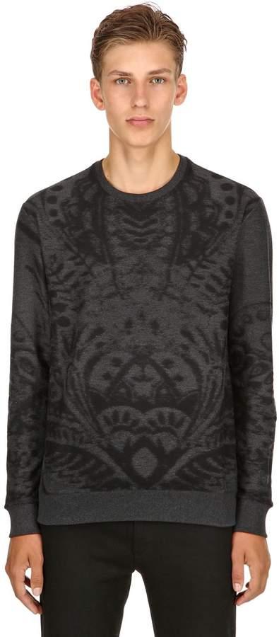 Etro Cotton Jacquard Sweatshirt