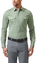 Dockers Twill Shirt, Slim Fit