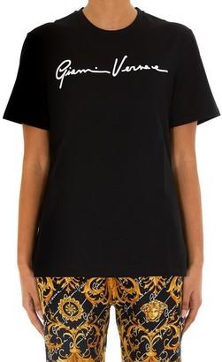 Versace Signature Logo T-Shirt
