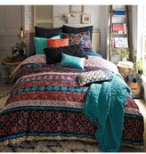 Blissliving Home Madero Reversible Duvet Cover & Sham Set