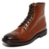 To Boot Neils Leather Cap Toe Boots