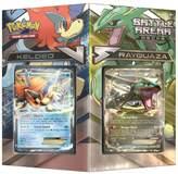 Pokemon Rayquaza Vs Keldeo Battle Arena Decks