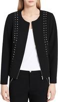 Calvin Klein Studded Zip Jacket