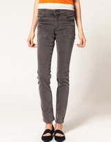 Cheap Monday Tight Mid Waist Skinny Jeans