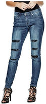 G by Guess GByGUESS Women's Maud Patch Skinny Jeans