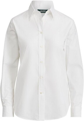 Lauren Ralph Lauren Jamelko Long Sleeved Shirt Womens