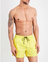 HUGO BOSS Lobster woven swim shorts