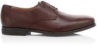 Salvatore Ferragamo Spencer Lace-Up Leather Dress Shoes