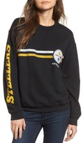 Junk Food Clothing Women's Retro Nfl Team Sweatshirt
