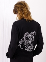 Aries LONG SLEEVED BEER MONSTER TEE - Last one