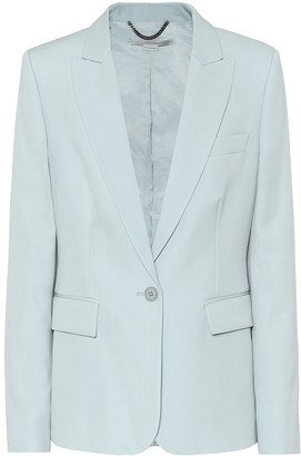 Stella McCartney Iris stretch-wool blazer