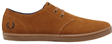 Fred Perry Byron Low Suede Trainer