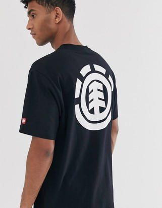 Element Primo Icon t-shirt in black