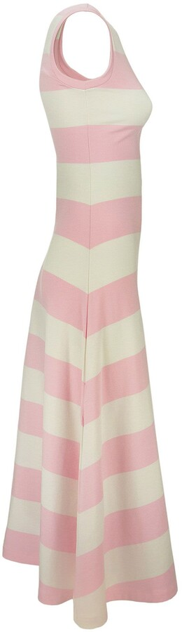 Thumbnail for your product : Ralph Lauren Striped Sleeveless Dress