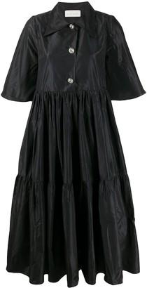 Loulou A-line style dress