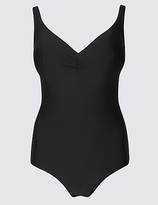 M&S Collection Secret SlimmingTM Underwired Swimsuit DD-G