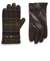 Barbour Men's Tartan Gloves