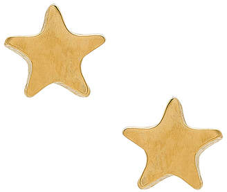 Five and Two jewelry Tess Tiny Star Earrings