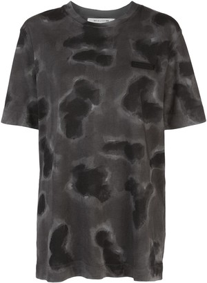 Alyx camouflage print T-shirt