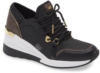 MICHAEL Michael Kors Live Wedge Sneaker