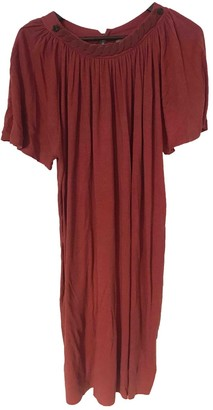 Chloé Pink Wool Dresses