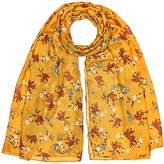 New Look Women's Ochre Scarf