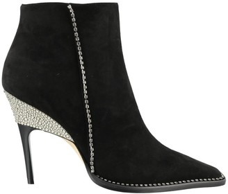 Jimmy Choo Brecken 100 Ankle Boots