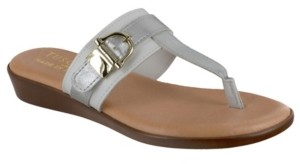 Easy Street Shoes Tuscany by Cadenza Slide Sandals Women's Shoes