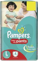 Pampers PampersPremium Large Size Diapers Pants - 4 Count