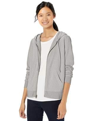 Goodthreads Modal Fleece Full-Zip Hoodie Hooded Sweatshirt
