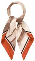 Valentino Woven Printed Scarf