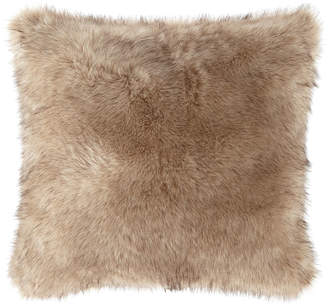 Michael Aram Faux Fur European Sham