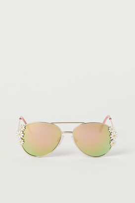 H&M Decorated Sunglasses - Pink