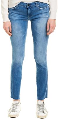 J Brand Mid-Rise Icon Skinny Leg