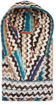 Missoni Home Paul Hooded Bath Robe