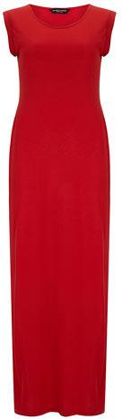 Dorothy Perkins Red maxi dress