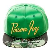 Bioworld DC Comics Poison Ivy Satin Snapback Baseball Hat