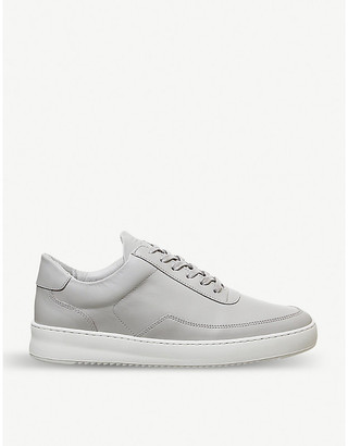 Filling Pieces Low Mondo leather trainers