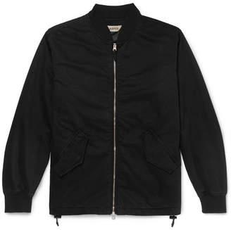 Aspesi Cotton-Twill Bomber Jacket