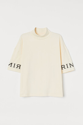 H&M Turtleneck T-shirt