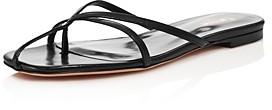 Elleme Women's Toile Slip On Strappy Sandals