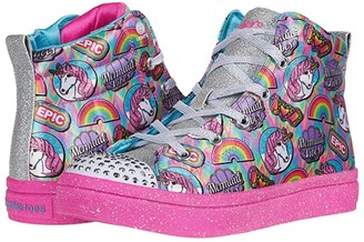 Skechers Twinkle Toes - Twi-Lites - Unicorn Vibes 314035L (Little Kid/Big Kid) (Multi) Girl's Shoes