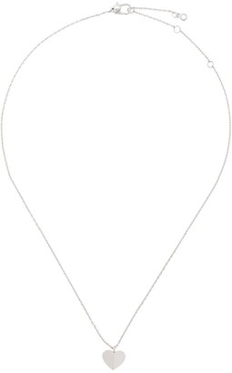 Kate Spade Heritage heart-pendant necklace
