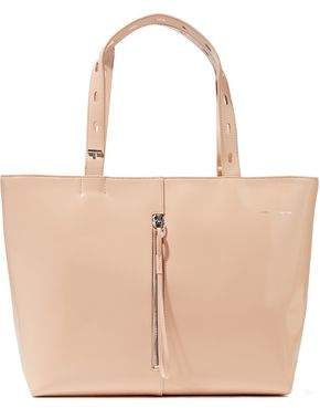 Kara Betty Patent-leather Tote