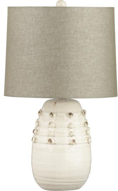 Crate & Barrel Corvina Table Lamp