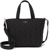 Kate Spade ellie small quilted nylon tote bag