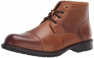 Florsheim Men's Vandall Cap Toe Lace Up Boot