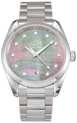 Omega 2020 unworn Aqua Terra 150 M Co-Axial Master Chronometer 38mm
